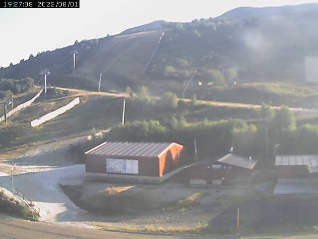 Webcam de Base Estación 1.520m.