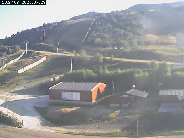 Webcam en Base Estación 1.520m.