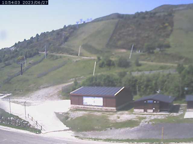 Leitariegos, Base Estación 1.520m.