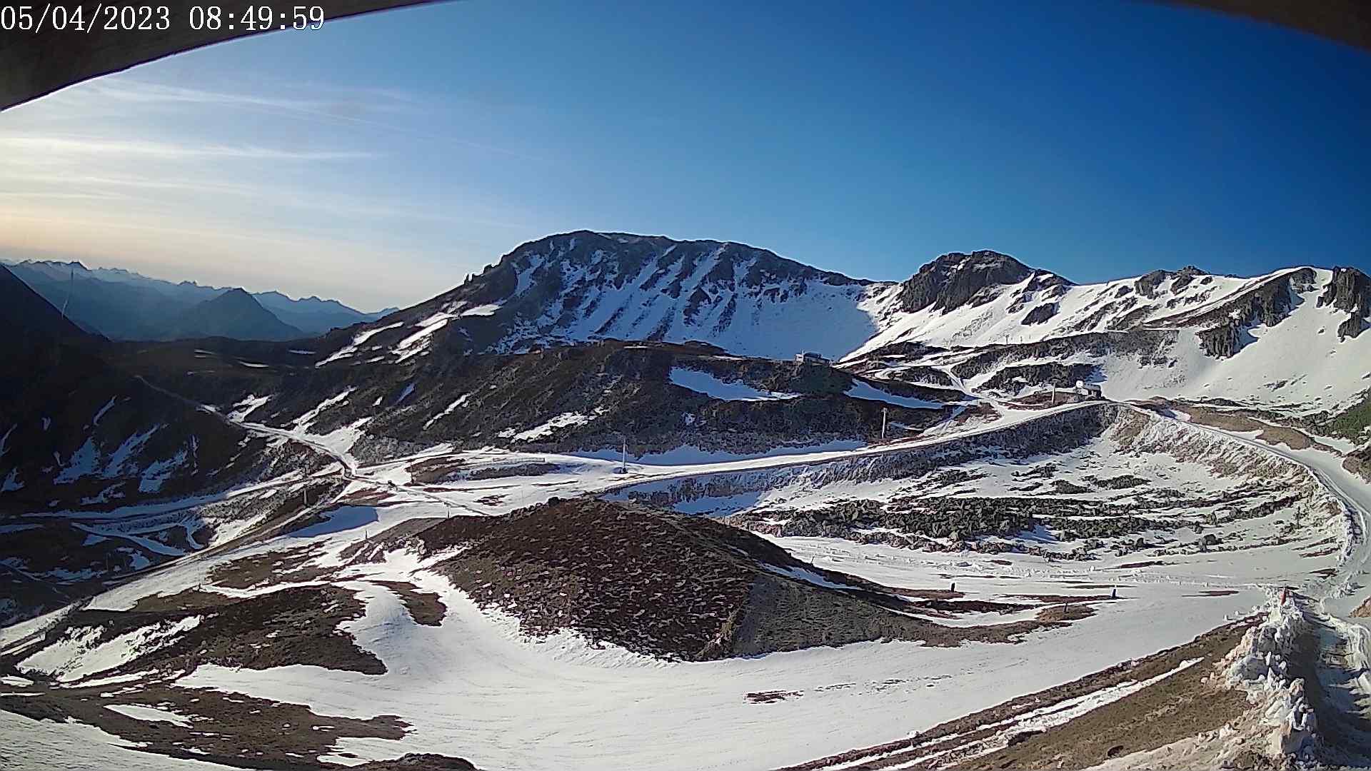 Webcam en Cebolledo 2.000m.