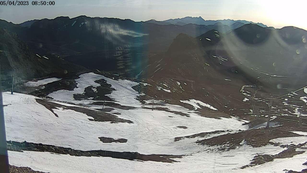 Webcam de Requejines